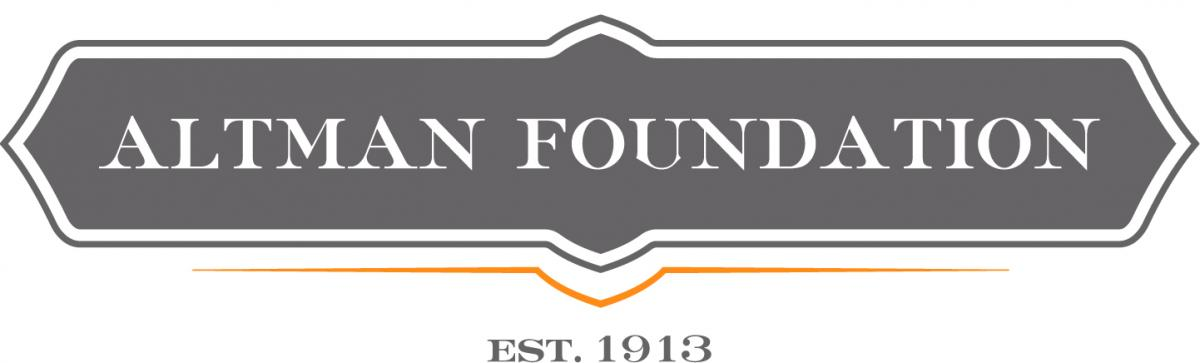 Altman Foundation logo